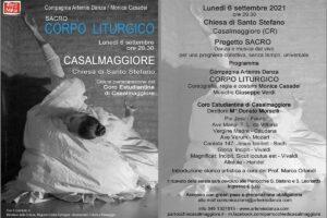 Parrocchie Casalmaggiore sacro corpo liturgico
